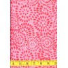Wilmington Batavian Batik 22105-330 Pink Petalburst on a Light Pink Background