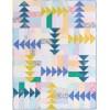 FREE Robert Kaufman Spinning Geese Pattern