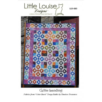 Celtic Landing pattern by Little Louise Designs