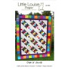 Chain of Jewels pattern by Little Louise Designs - 6 Pack Friendly