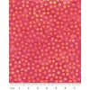 Benartex Batik 03671-26 - Dots Great Raspberry