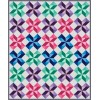 FREE Robert Kaufman Chevron Stars Pattern