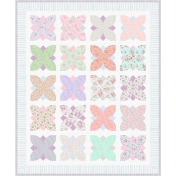 FREE Robert Kaufman Bouquets Pattern