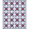 FREE Robert Kaufman Americana Pattern
