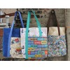 FREE Timeless Treasures Row by Row On the Go Tote Bag Pattern