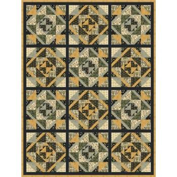 FREE Robert Kaufman Deco Tiles Pattern