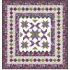 FREE Timeless Treasures Viola Patch of Pansies Pattern