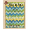 Zigs 'n Zags Pattern by Bits 'n Pieces - uses just 8 Fat Quarters