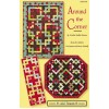 Around the Corner by Anka's Treasures - Fat 8th and Fat Quarter Friendly