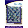 Spangled pattern by Cozy Quilt Designs - Jelly Roll & Scrap Friendly
