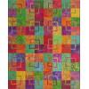 Mod Quads pattern by Designs by JB - Scrap or Fat Quarter Friendly