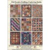 Lori Smith Fat Quarter Quilting: Exploring Batiks - From My Heart to Your Hands #1514
