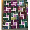 Strip Twist Mini Quilt Kit - Stripology2 Book must be purchased separately
