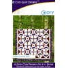 Glory pattern by Cozy Quilt Designs - Jelly Roll Friendly