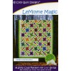 LeMoyne Magic pattern by Cozy Quilt Designs - Jelly Roll & Scrap Friendly