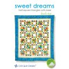 Sweet Dreams pattern by Cozy Quilt Designs - Jelly Roll & Scrap Friendly