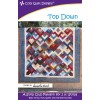 Top Down pattern by Cozy Quilt Designs - Jelly Roll & Scrap Friendly