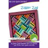 Zigger Zag pattern by Cozy Quilt Designs - Jelly Roll Friendly
