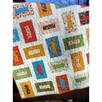 Cozy Nights pattern by Sweet Jane's - Layer Cake/Fat Quarter/Scrap Friendly Pattern