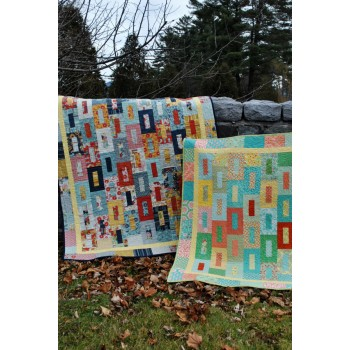 Falling into Place pattern by Sweet Jane's - Layer Cake/Fat Quarter/Fat Eighth/Scrap Friendly Pattern