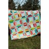 Grandma Mary's Five Patch pattern by Sweet Jane's - Jelly Roll or Fat Quarter Friendly
