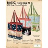 FREE Wilmington Basic Tote Bag #1 Project