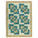 Pretty Darn Quick 3 Yard Quilts - Fabric Cafe - 8 patterns