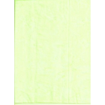 Anthology Batik 1428.1 - Very Light Bright Green Solid - Great Background Fabric!