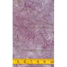Wilmington Batavian Batik 22098-660 Lavender Blue Plumes on a Lavender Purple Background