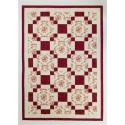 Quilts in a Jiffy 3 Yard Quilts - Fabric Cafe - 8 patterns