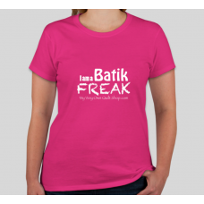 Batik Freak Crew Neck T-Shirt