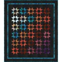 FREE Robert Kaufman Desertscapes Night Stars Pattern