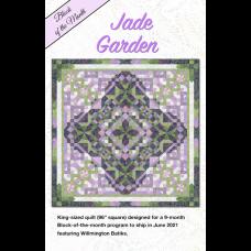 Jade Garden Kit by Wilmington Batiks