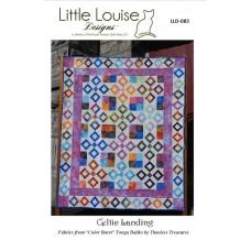 Celtic Landing pattern by Little Louise Designs