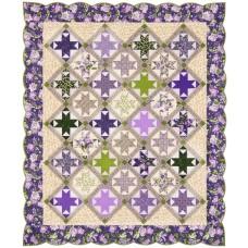FREE Robert Kaufman Royal Country Manor Pattern
