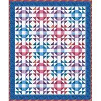 FREE Robert Kaufman Garden Tiles Pattern