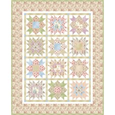 FREE Robert Kaufman Cottage Blossom Pattern