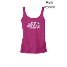 Batik Freak Womens Drapey Tank Top