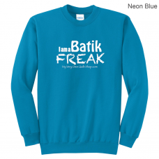 Batik Freak Core Fleece Crew Neck Sweatshirt