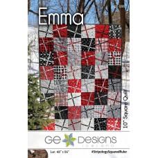 Emma Pattern by GE Designs - Layer Cake Friendly