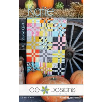 Katie Pattern by GE Designs - Layer Cake Friendly