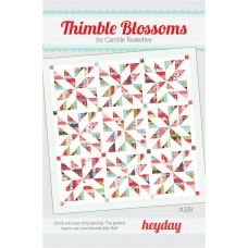 Heydey pattern by Thimble Blossoms - Jelly Roll friendly