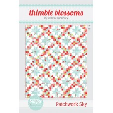Patchwork Sky pattern by Thimble Blossoms - Jelly Roll &  Charm Pack friendly
