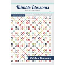 Rain or Shine pattern by Thimble Blossoms - Jelly Roll friendly