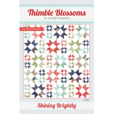 Shining Brightly pattern by Thimble Blossoms - Fat Eighth friendly