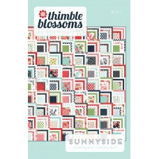 Sunnyside pattern by Thimble Blossoms - Honey Bun friendly