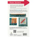 GE Designs Ruler Stickers - a G Easy tool