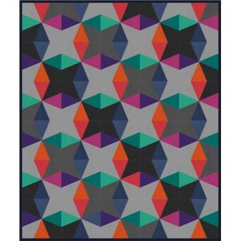 FREE Robert Kaufman Spectrum Pattern