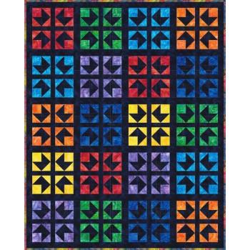 FREE Robert Kaufman Speckled Pattern