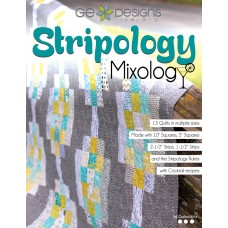 Stripology Mixology Book by Gudrun Erla